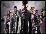 Saints Row: The Third, Postacie